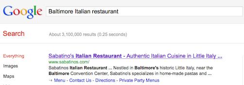baltimore-italian-restaurant-seo