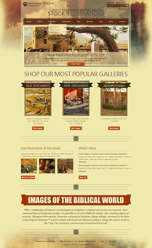 stock-illustrations-website-deisng